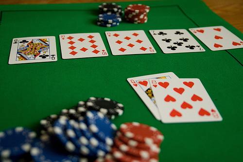 Poker bourse